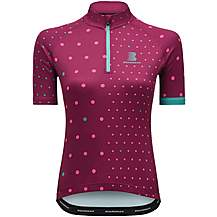 image of Boardman Womens Jersey - Burgundy