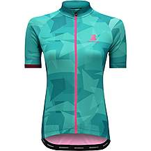image of Boardman Womens Jersey - Aqua