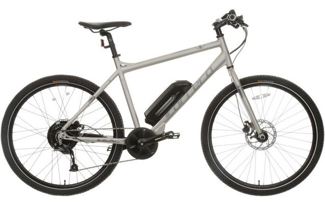 Carrera Subway E Electric Bike