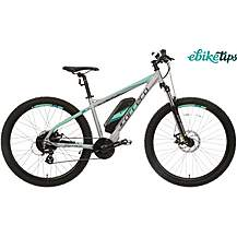 "image of Carrera Vengeance Womens Electric Mountain Bike - 14"", 16"" Frames"