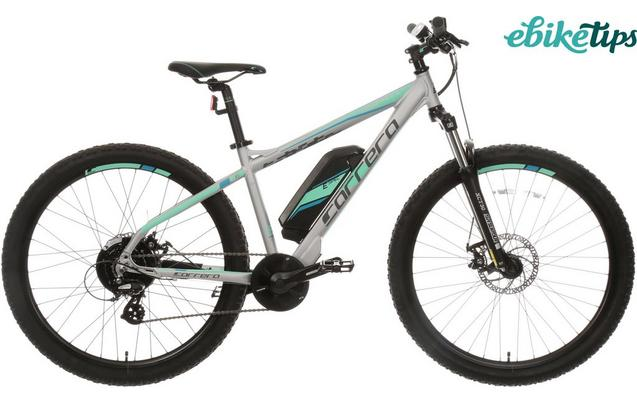 Carrera Vengeance E Womens Electric Mountain Bike
