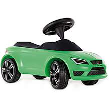image of SEAT Foot to Floor Ride On Car - Green