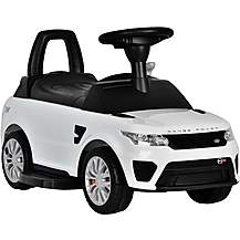 image of Range Rover Electric Ride On - White
