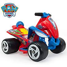 image of Paw Patrol Wings Quad 6V Electric Ride On