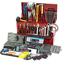 image of Hilka 270 Piece Tool Kit in Heavy Duty Tool Chest