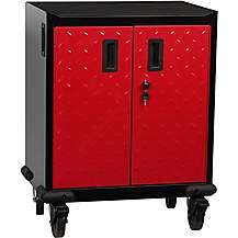image of Hilka Garage Mobile Cabinet