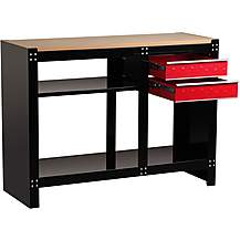image of Hilka Heavy Duty 2 Drawer Work Bench