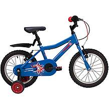 "image of Raleigh Atom Kids Bike - 16"" Wheel"