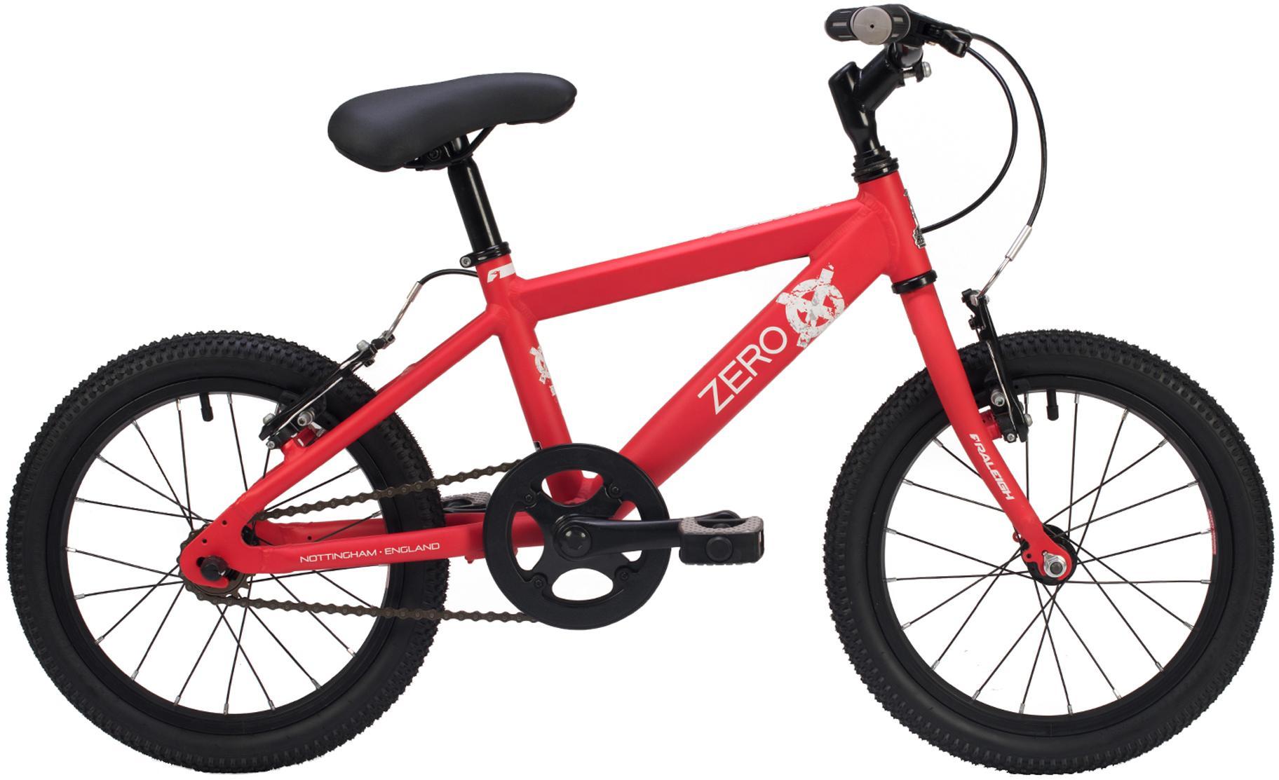 Raleigh Zero Kids Bike   16 Inch Wheel