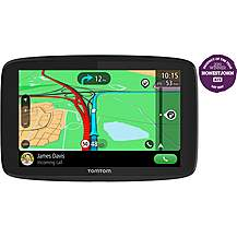 "image of TomTom Go Essential 5"" Sat Nav with Lifetime Full Europe"