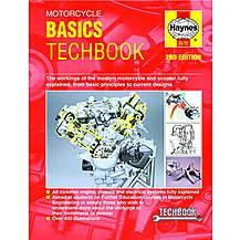 image of Haynes Motorcycle Basics TechBook (2nd Edition)