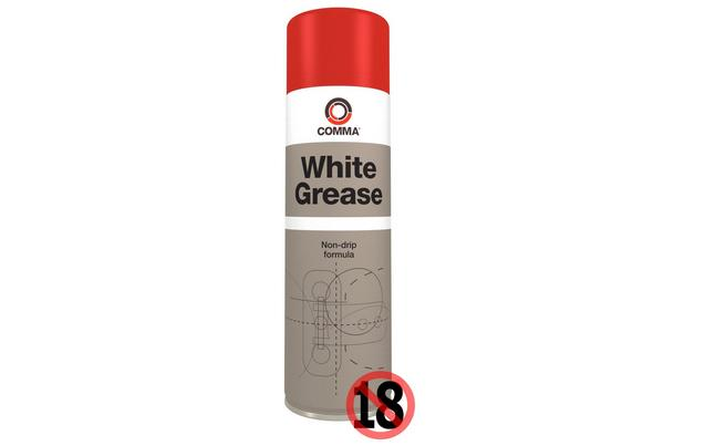 Comma White Grease 500ml