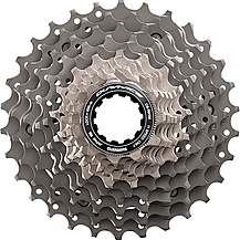 image of Shimano Dura-Ace R9100 Cassette 11 speed (12-25)
