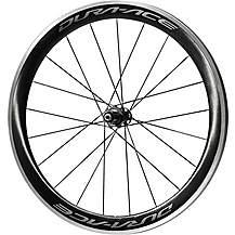 image of Shimano R9100 Dura-Ace Rear Wheel, C60-CL50