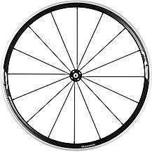 image of Shimano RS330 Front Wheel, Black