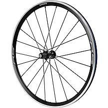image of Shimano RS330 Rear Wheel, 9,10,11 speed, Black