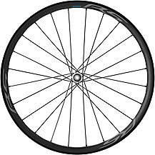 image of Shimano RS770 Front Wheel, C30 Tubeless Ready, 12 x 100mm