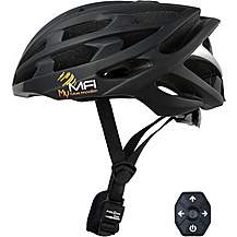 image of MFI Pro Smart Helmet Black