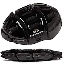 image of Morpher Folding Helmet Black