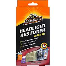 image of Armor All Headlight Restorer Wipes Kit