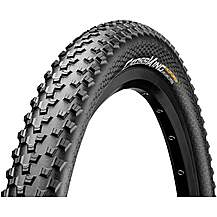 "image of Continental Cross King 2.3 Perform 27.5"" Folding Bike Tyre"