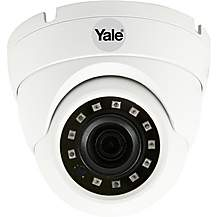 Yale HD 1080P Wired Dome Outdoor Camera