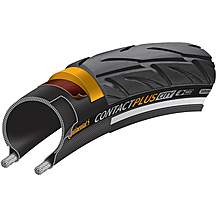 """image of Continental Contact Plus City 27.5 x 2.20"""" Bike Tyre"""