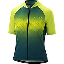 image of Altura Womens Airstream Short Sleeve Jersey Yellow