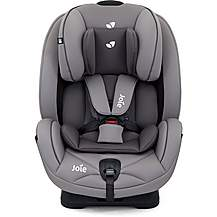 image of Joie Stages Group 0+/1/2 Child Car Seat - Grey Flannel