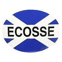 image of Halfords Ecosse Car Sticker