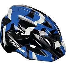 image of Laser Nut'z Kids Helmet - Blue Camo (50-55cm)