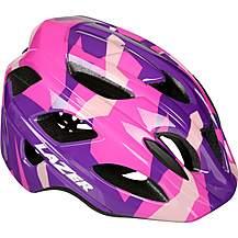 image of Laser Nut'z Kids Helmet - Pink Camo (50-55cm)
