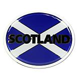 Halfords Deluxe Scotland Badge