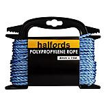 Halfords Polypropelene Rope 4mmx15m