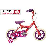 "image of Delivered And Built Sweetie Kids Bike - 12"" Wheel"