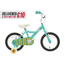 "image of Delivered And Built Apollo Petal Kids Bike - 14"" Wheel"