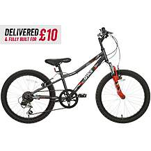 "image of Delivered And Built Apollo Chaos Junior Mountain Bike - 20"" Wheel"