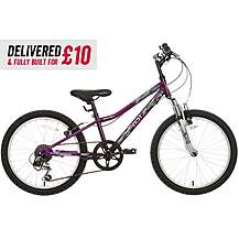 "image of Delivered And Built Apollo Zest Kids Mountain Bike - 20"" Wheel"