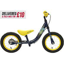 image of Delivered And Built Apollo Wizzer Balance Bike Blue - 12""