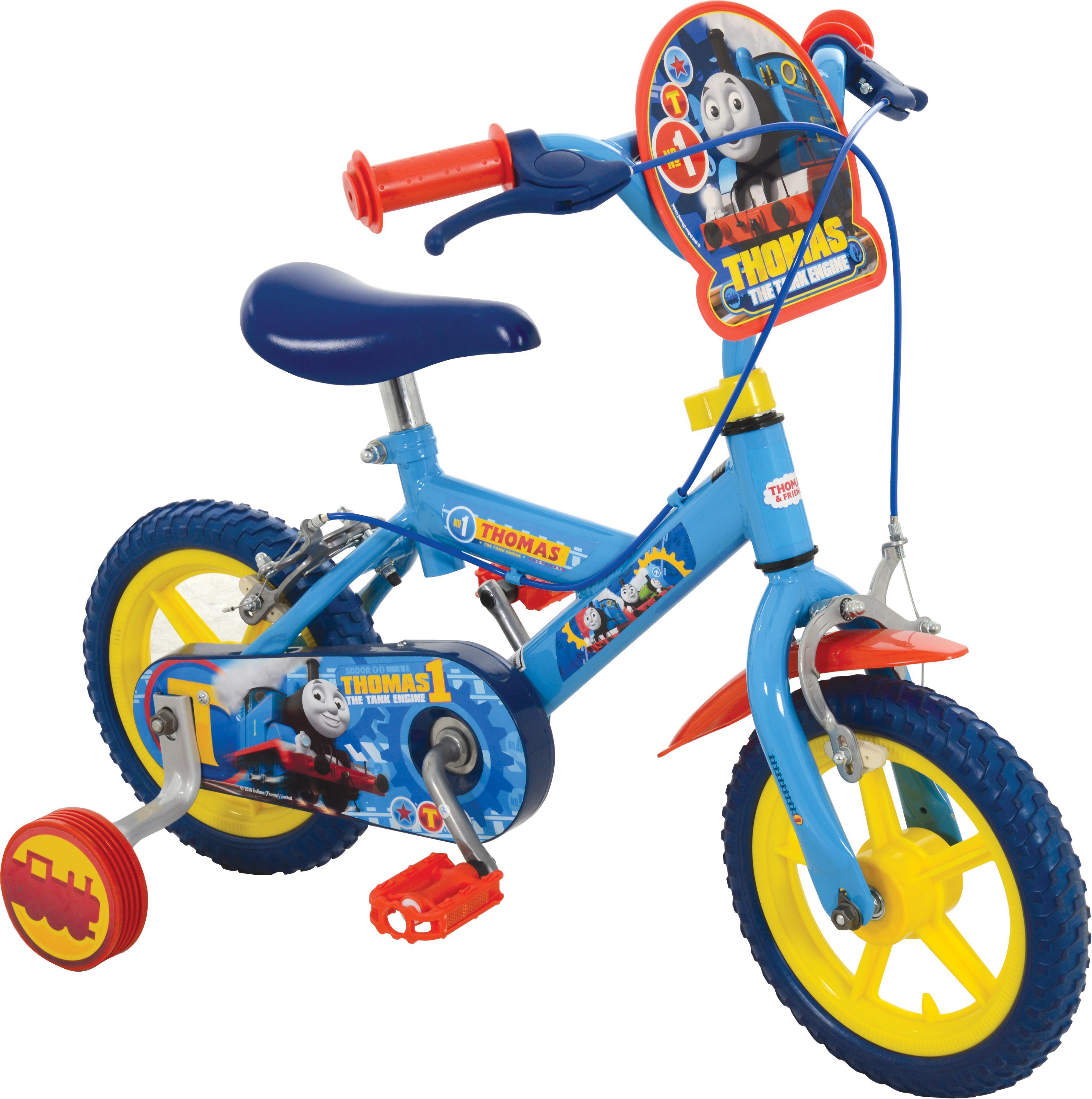 Thomas and Friends Kids Bike - 12 inch Wheel
