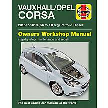 Haynes Manuals | Car Manuals | Halfords