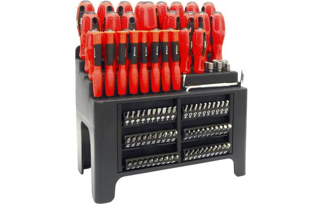 dae21209d2f Rolson 100pc Screwdriver Set