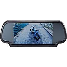 image of EchoMaster Clip-on Mirror Monitor - 7""