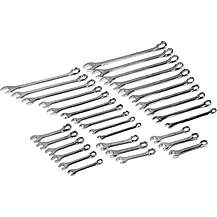 image of Rolson 32pc Spanner Set CRV Polished