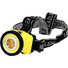 image of Rolson LED and COB Head Lamp