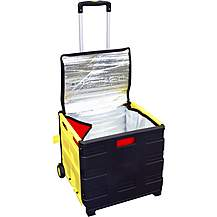 image of Rolson 35kg Boot Cart with Ice Bag