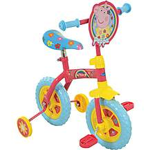 "image of Peppa Pig 2in1 Balance Bike - 10"" Wheel"