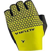 image of Altura Progel Mitt Yellow/Black