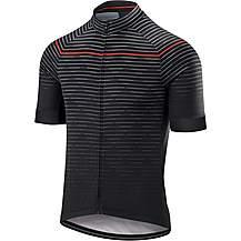 image of Altura Icon Horizon Short Sleeve Jersey Black/Orange