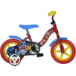 "image of Paw Patrol Kids Bike - 10"" Wheel"